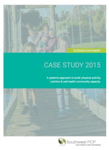 Prevention Case Study 2015