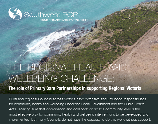 The Regional Health and Wellbeing Challenge
